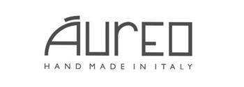 Logo de la marca Áureo