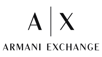 Logo de la marca Armani Exchange